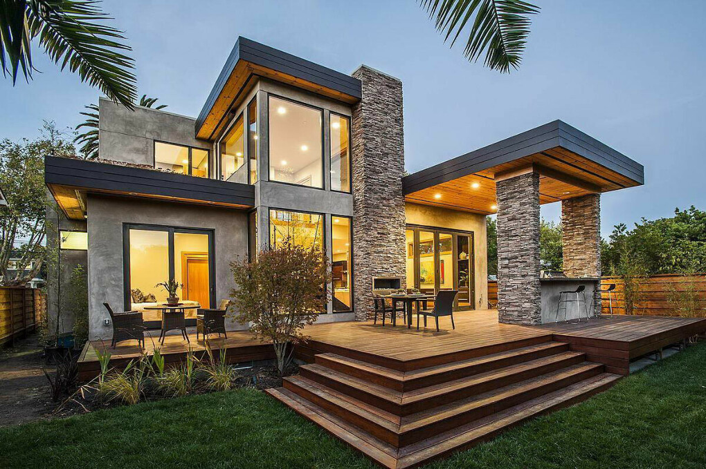 Хочу собственный дом с интересным дизайном