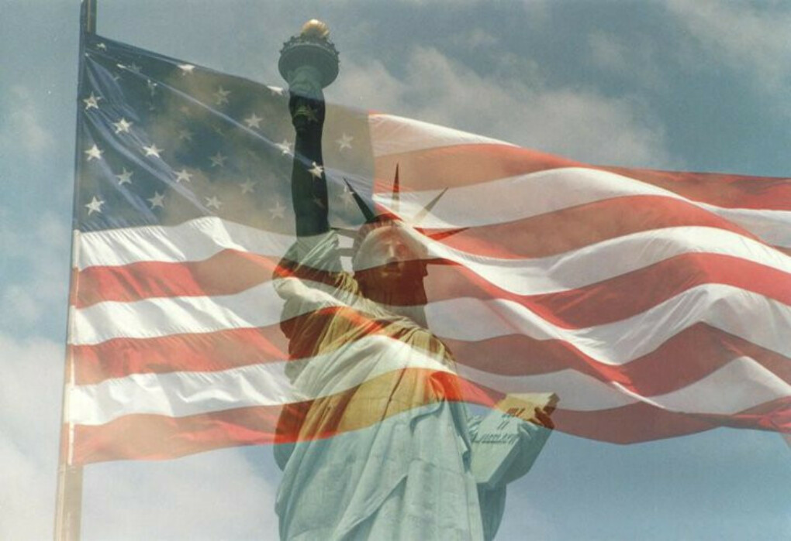 Жить в Америке ^^