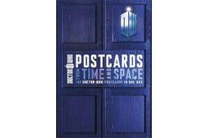 Набор из 100 почтовых открыток: Доктор Кто