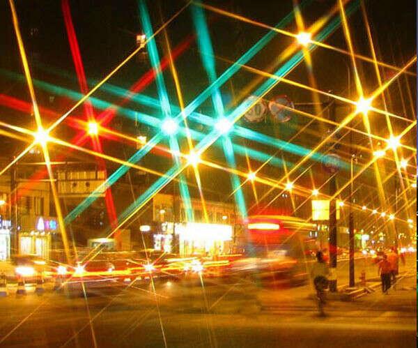Звездный-лучевой светофильтр для объектива (49 мм)