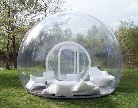 Хочу такую палатку!