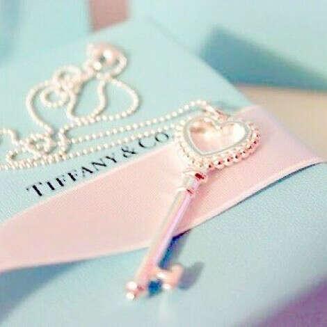 Кулон Tiffany&Co