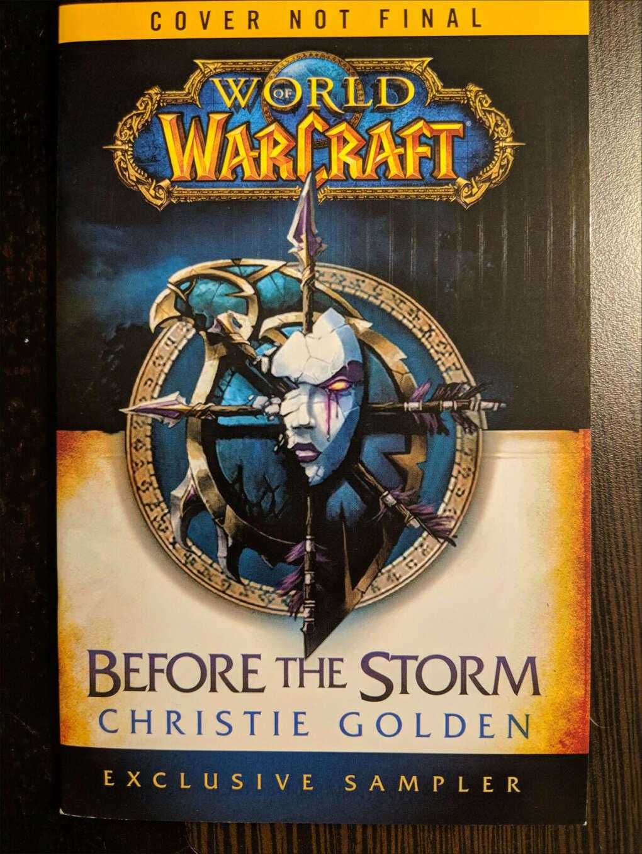 Книги по вселенной World of Warcraft