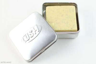 Олія-скраб для тіла «Юна шкіра» Lush