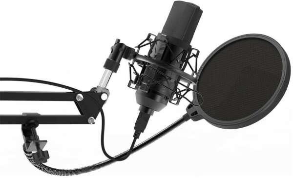 Микрофон для пения и записи подкастов
