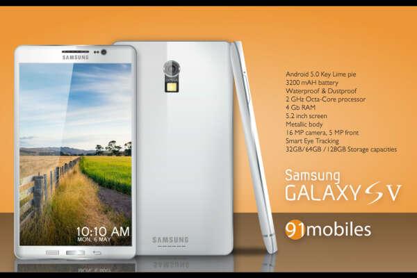 SamsungGalaxy S5