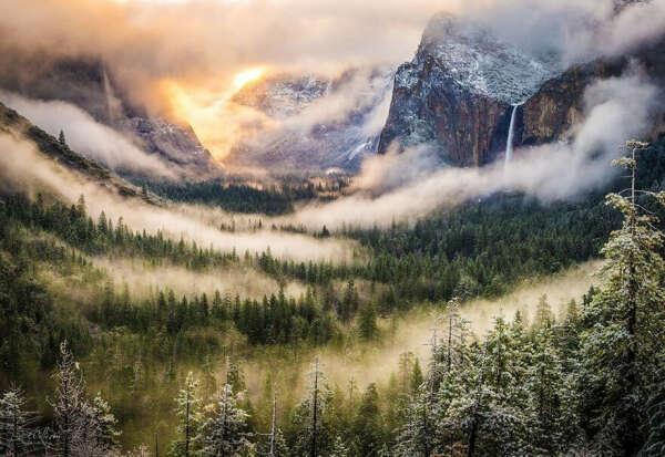 Долина Йосемити, США