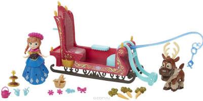 Disney Frozen Набор фигурок Frozen Sleigh Ride
