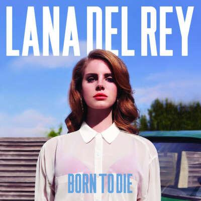 """Альбом Lana Del Rey """"Born to die"""""""