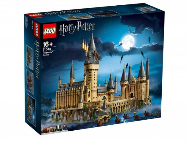LEGO Замок Хогвартс