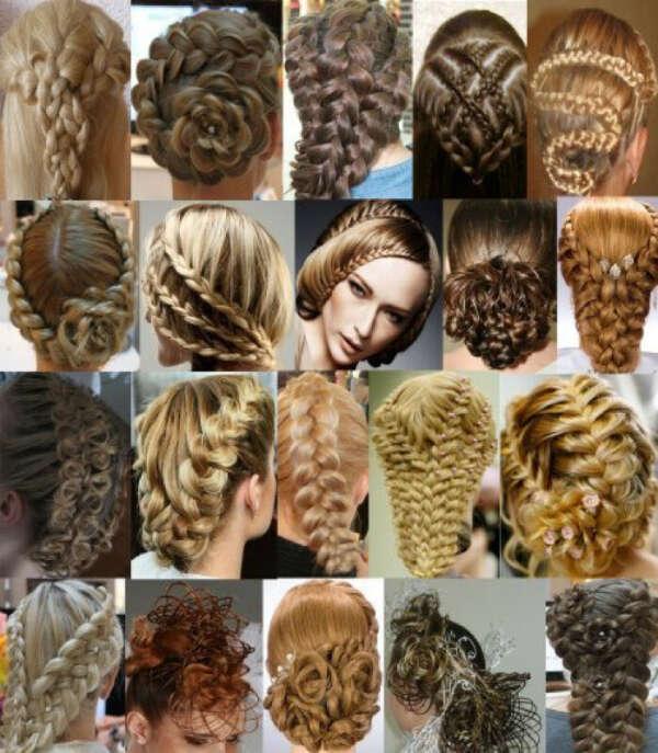 Научится плести косы