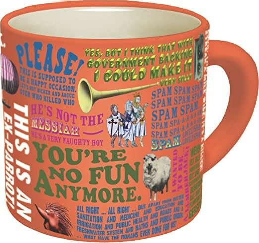 Monty Python Coffee Mug