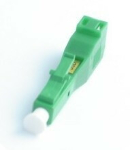 LC/APC Singlemode Fixed Attenuator