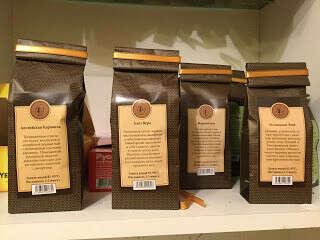 Кофе зерновой из Кантаты