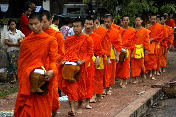 Пожить в буддийском монастыре