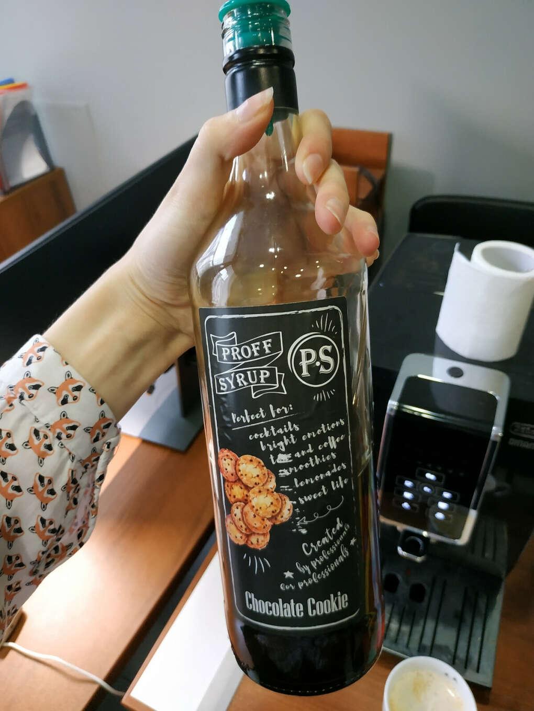 Сиорп для кофе шоколадное печенье