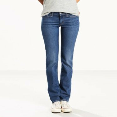714 Straight Jeans