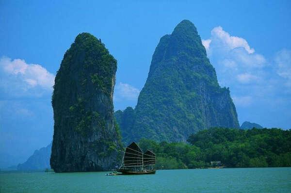 Поехать в Пхукет, Таиланд.