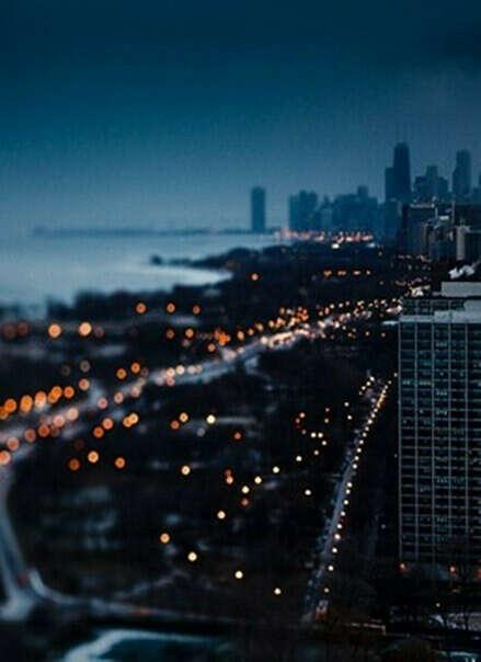 Пожить в другом городе
