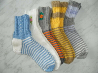 Набор шерстяных носков