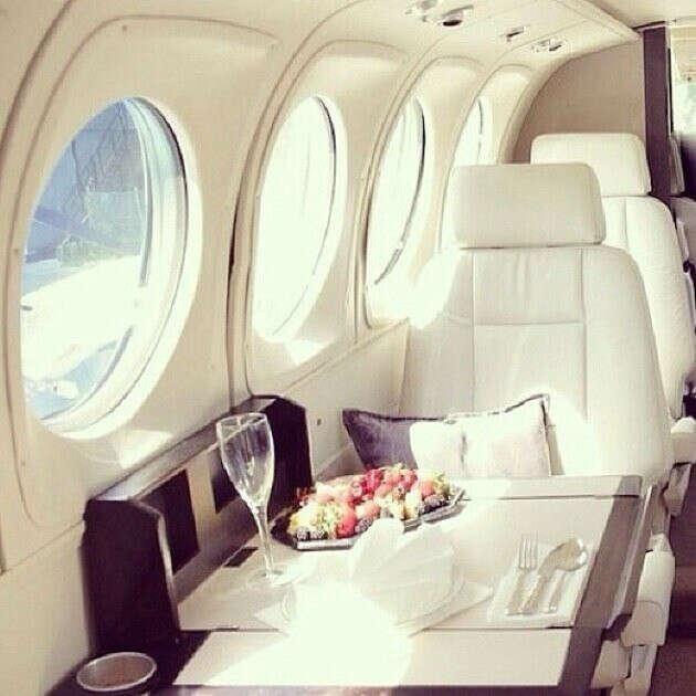 летать бизнес-классом