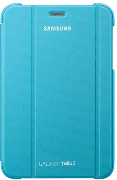Samsung Чехол-книжка для Galaxy TAB 2 7.0/P3100 (голубой)