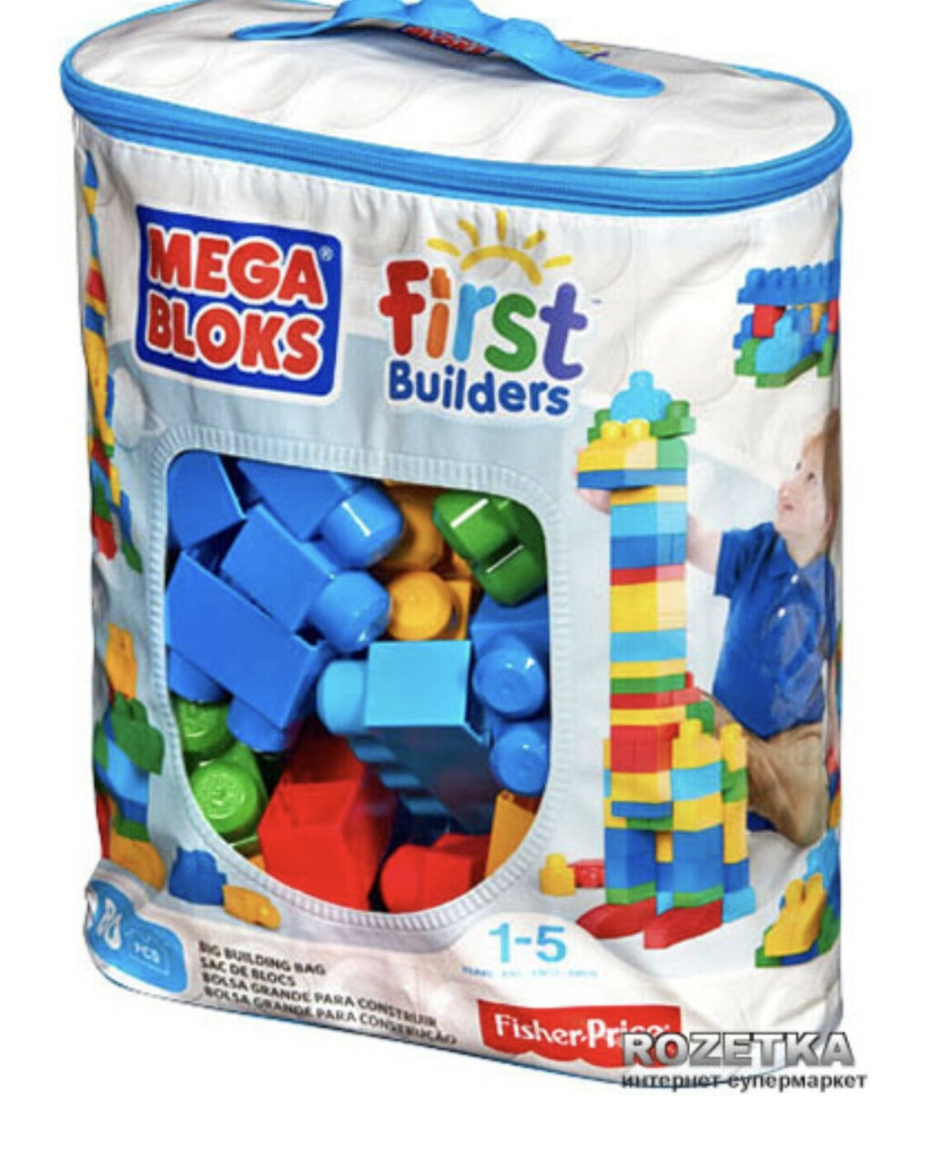 Конструктор Mega blocks Fisher Price