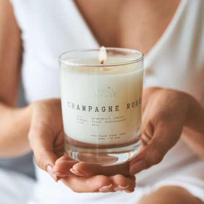 Свечи с интересным запахом
