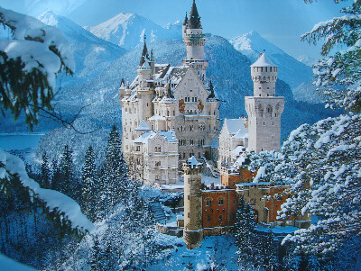 Увидеть замок
