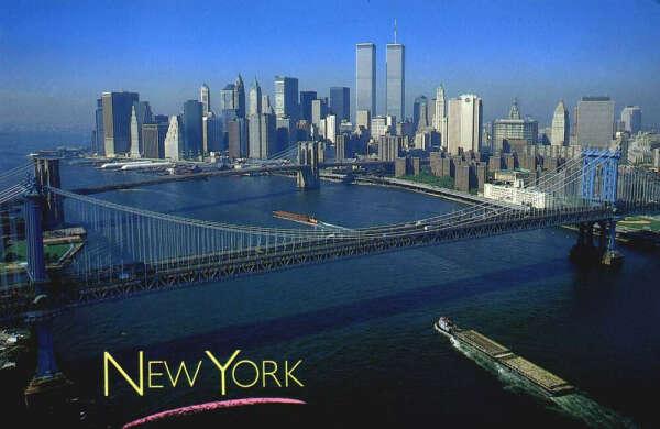 В Нью Йорк