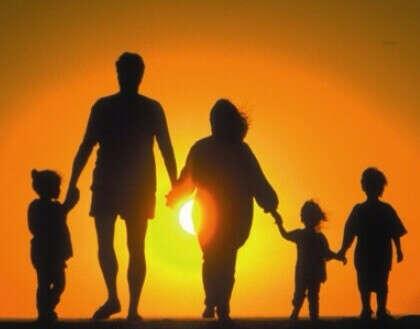 Родители жили вечно