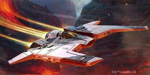 Миниатюры X-Wing волны 8 и дальше