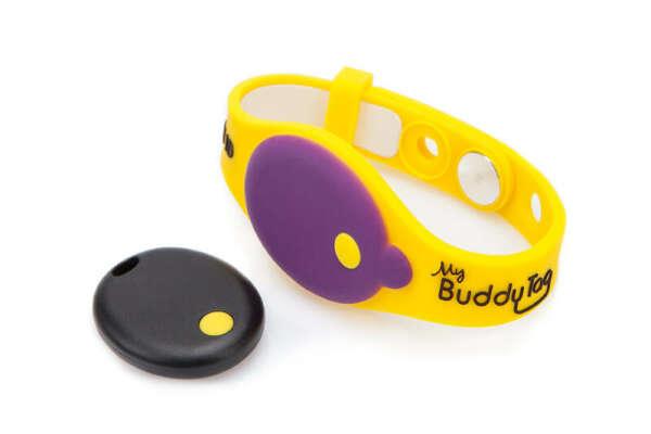 BuddyTag - детский трекер и устройство для безопасности вашего ребенка