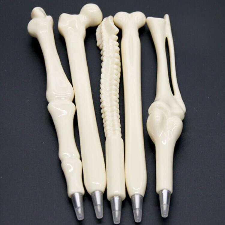 Ручки в виде костей