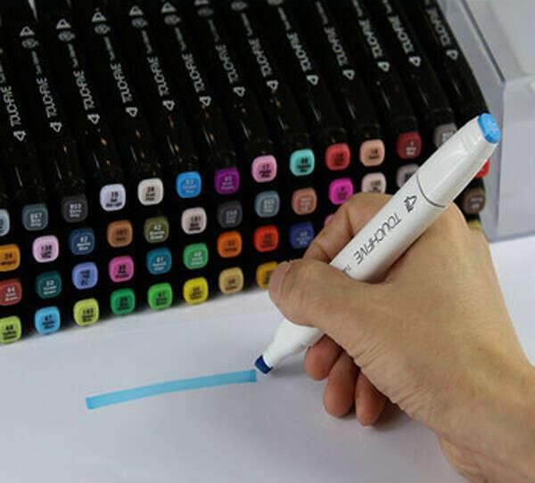 маркеры для рисования touch five