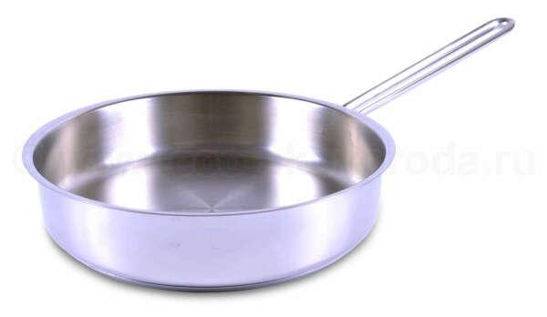 Стальная сковорода