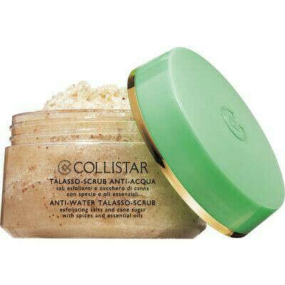 COLLISTAR Талассо-скраб для тела регенерирующий с отшелушивающими солями и эфирными маслами 300г