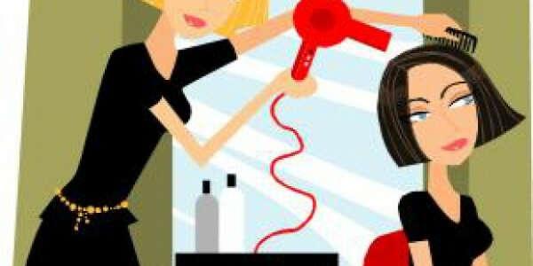 Закончить курсы парикмахера