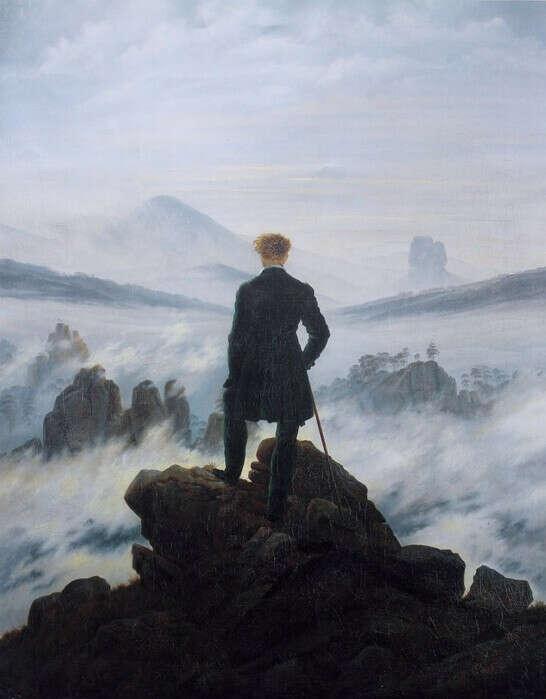 Норберт Вольф. Романтизм