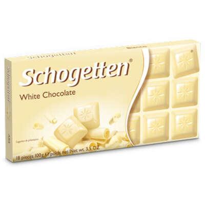 Шоколад Schogetten White Chocolate