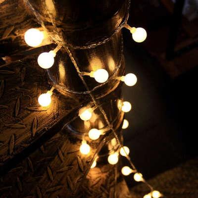 гирлянда-лампочки
