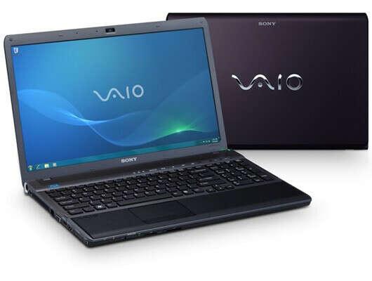 Ноутбук Sony Vaio VPCF13Z1R/BI