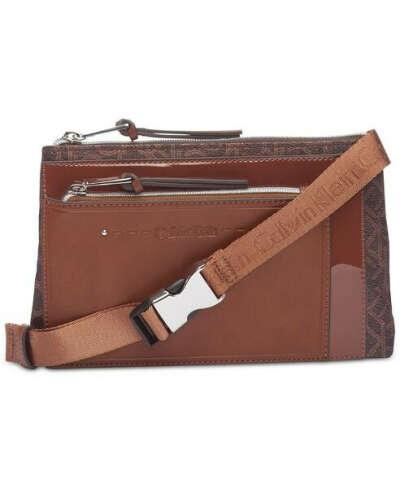 CALVIN KLEIN 205W39NYC  Lisa Nylon Convertible Belt Bag