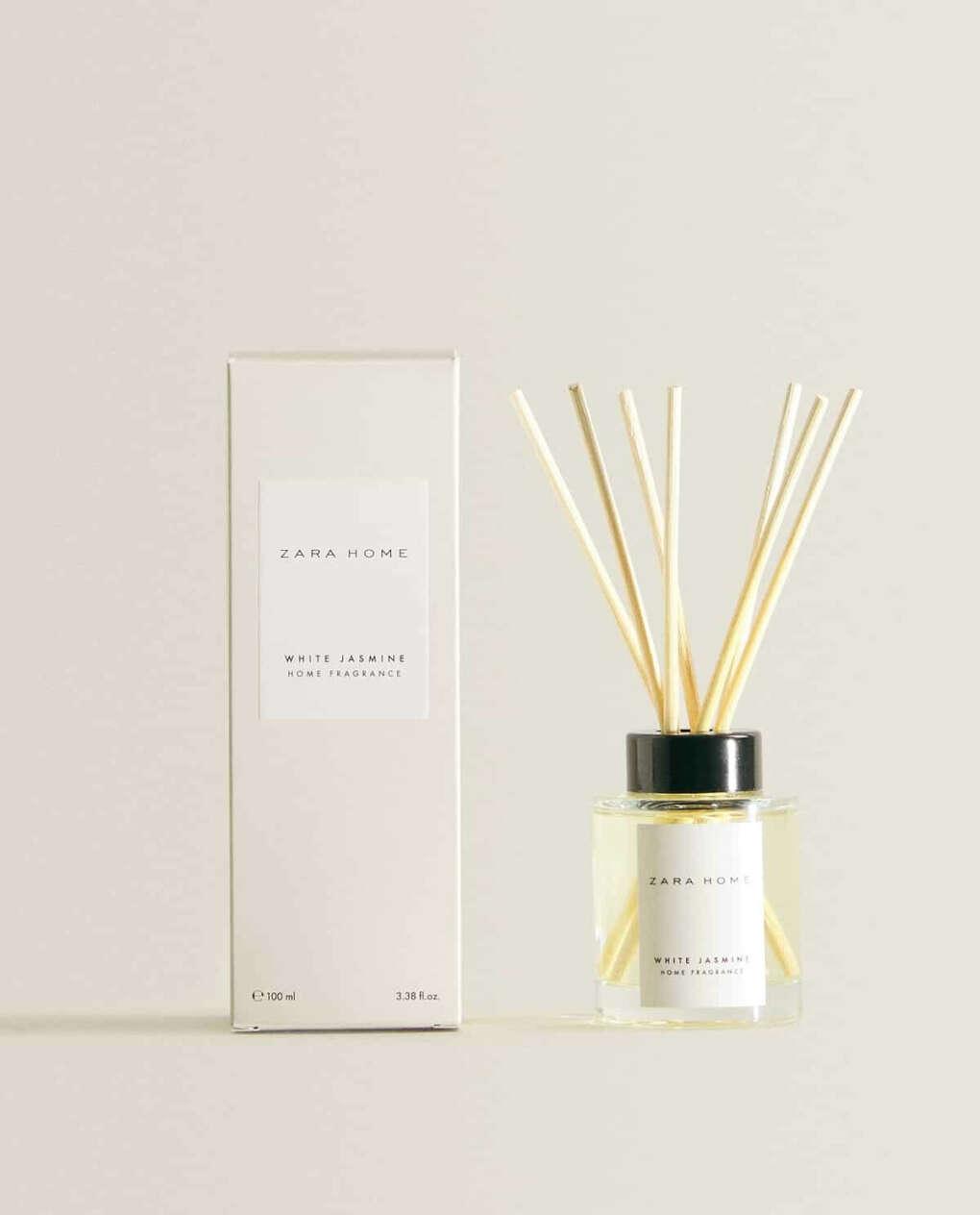 Аромат для дома диффузор Zara Home - White Jasmine
