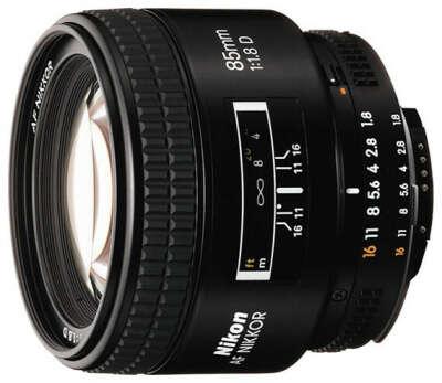 Nikon 85mm f/1.8D AF Nikkor