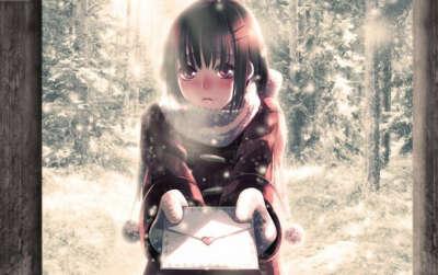 Я хочу получить новогоднее письмо:3