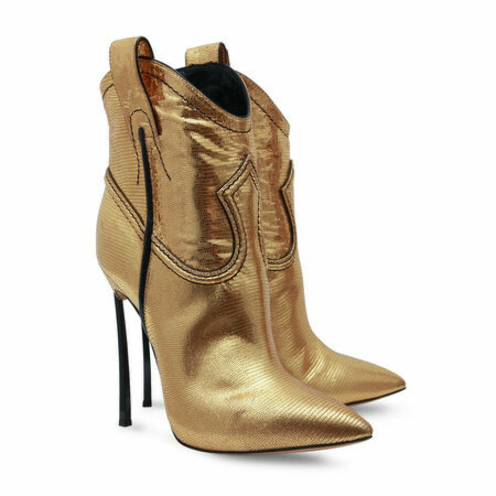 CASADEI cowboy anckle boot