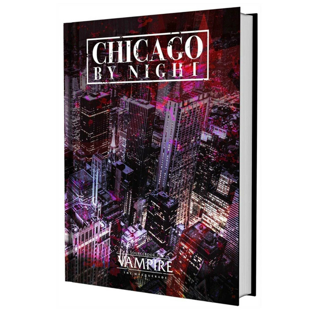 Vampire: Chicago By Night