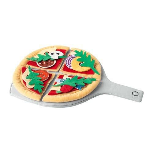 ДУКТИГ Пицца, набор 24 предм.   - IKEA