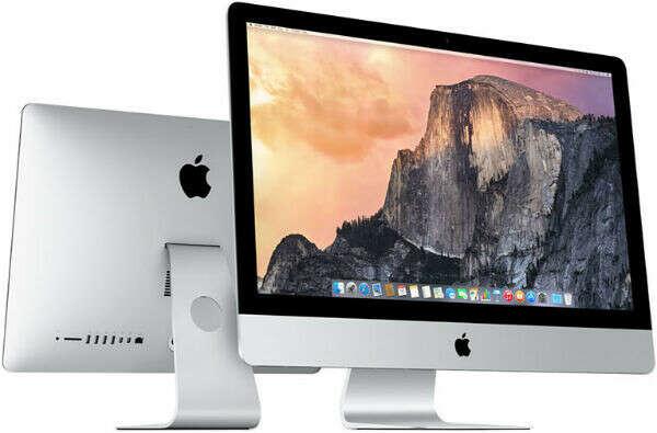 "Apple iMac 27"" Retina 5K Core i5 3.5 ГГц, 8 ГБ, 1 ТБ Fusion Drive, Radeon Pro 575 4 ГБ"